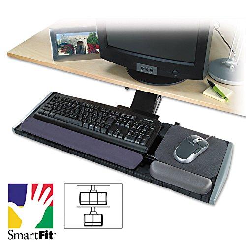 KMW60718 - Kensington SmartFit Fully Adjustable Keyboard Platform