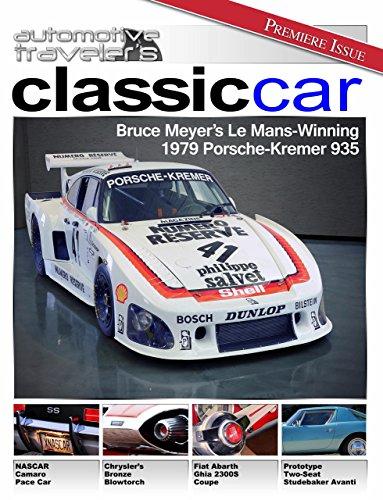 Automotive Traveler's Classic Car Premiere Issue