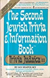 img - for Second Jewish Trivia and Information Book book / textbook / text book