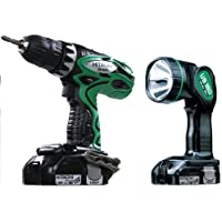 Hitachi Ds18Dfls Lithium Ion Drill Driver At A Glance