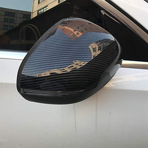 TOOGOO Car Couvercle De Garniture DAutocollant en Plastique De R/étroviseur pour Mercedes Classe A W177 A180 A200 A220 A250 2019 Accessoires Car Styling