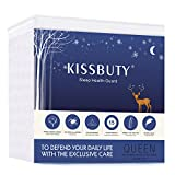 Waterproof Mattress Protector - KISSBUTY Twin Size Mattress Protector 100% Waterproof Cover Breathable & Hypoallergenic,Cotton Terry Surface Deep Pocket 15 Year Warranty