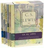 Image of Six by Lewis: The Abolition of Man, the Great Divorce, Mere Christianity, Miracles, the Problem of Pain, the Screwtape Letters