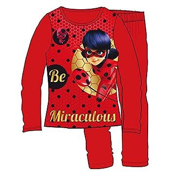 Conjunto pijama Prodigiosa Ladybug rojo
