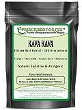 Kava Kava - Rhizome Root Extract Powder - 30% Kavalactones (Piper methysticum), 5 kg