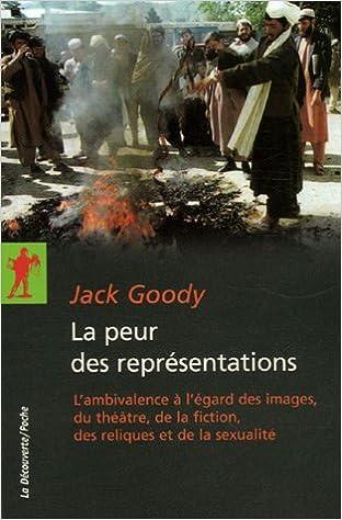 Livres La peur des représentations epub, pdf