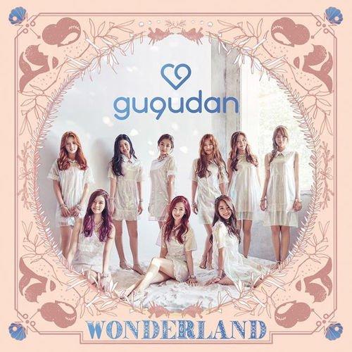 (GUGUDAN - [ACT.1 THE LITTLE MERMAID] 1st Mini Album CD+Photo Book+2p Card K-POP Sealed)
