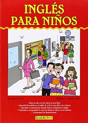 Ingles Para Ninos English For Children Spanish Edition By