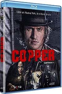 Copper t2 - BD [Blu-ray]