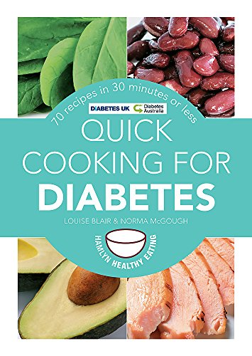 [B.E.S.T] Quick Cooking for Diabetes (Hamlyn Healthy Eating) P.D.F