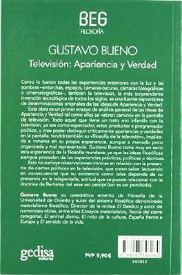 Television: Apariencia y verdad (BEG / Filosofía): Amazon.es ...