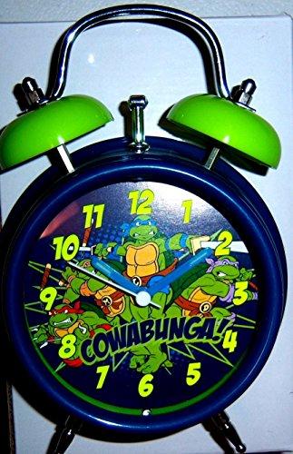 Teenage Mutant Ninja Turtles Clock
