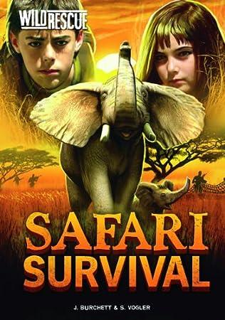 book cover of Safari Survival