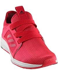 Women's Edge Lux w Running Shoe, Bold Pink/Haze Coral/Black, 12 M US