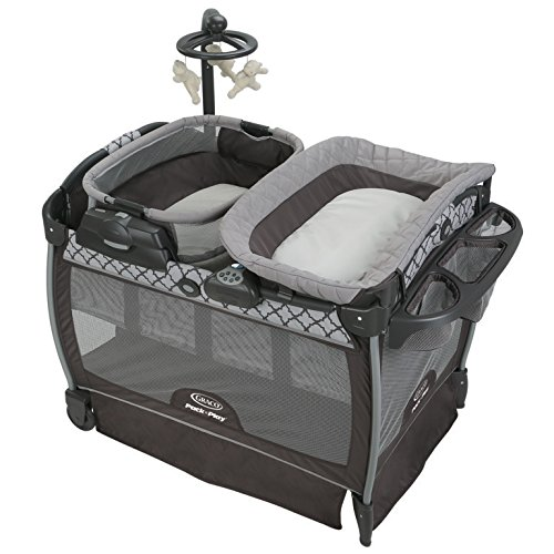 Graco Pack (Graco Pack 'n Play Nearby Napper Playard, Kai)