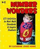 Number Wonders, Catherine Jones Kuhns, 1884548911