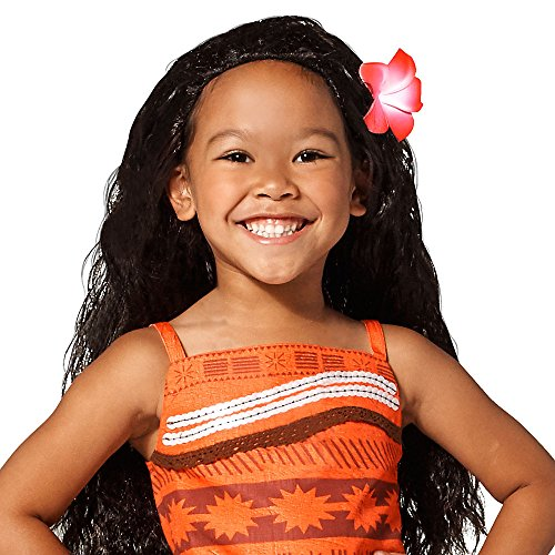 Disney Moana Costume Wig for Kids