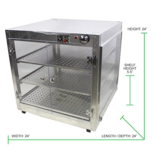 Industrial Food Warming Boxes ~ Commercial v catering hot box proofer food warmer w