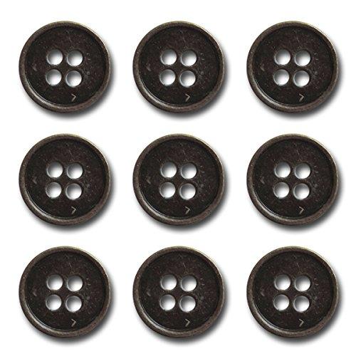 (Maya Road VF3008 Bronze Buttons)
