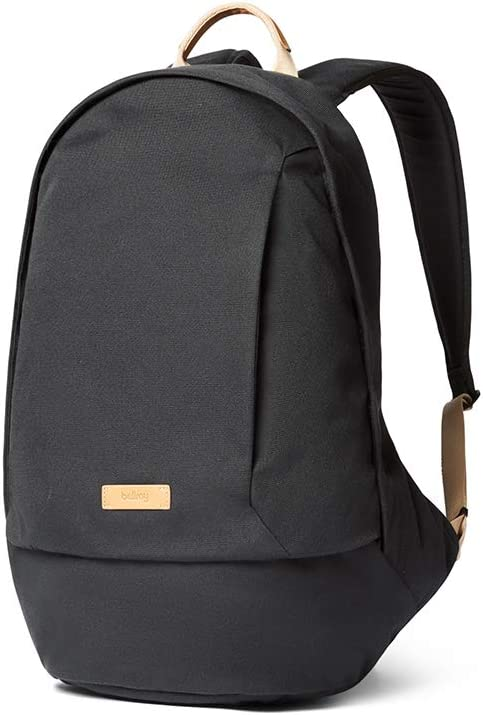 Bellroy Classic Backpack 2nd Edition (Unisex Laptop Backpack, 20L) - Charcoal