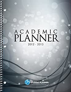 """Student Planner 2012-2013 School Year Planner Middle / High School Content 8.5X11"""""""
