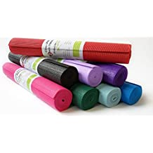 "KidÆs Sticky Yoga Mat 1/8""x60"" Thick 8 Colors SGS Approved Non-Toxic No Phthalates or Latex by Bean ProductsÖ"