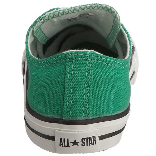 Converse - Informal Unisex, para niños Verde - verde