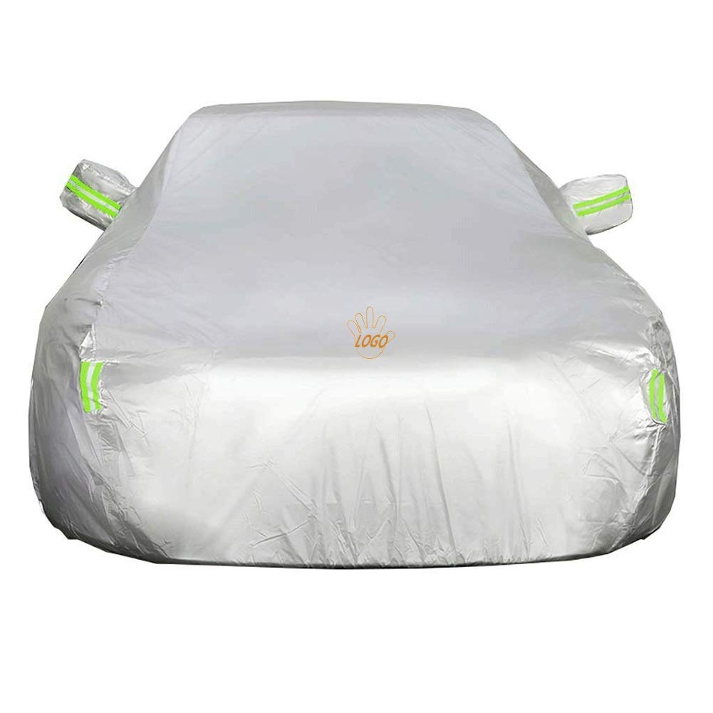 Water rain Car Cover Bentley Flying SPUR W12S All Weather Waterproof All Weather Color : Upgrade Black, Design : Enhanced Wind and Hail