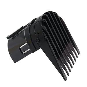 VINFANY 1-3mm Hair Clipper Combs for Philips QC5510 QC5530 QC5550 QC5560 QC5570 QC5580