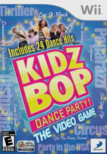 Kidz Bop Dance Party - Nintendo Wii by D3 Publisher