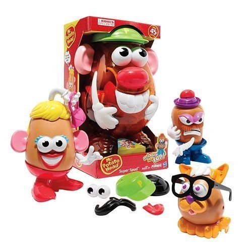 Playskool Mr. Potato Head Super ()
