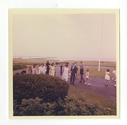 1963 Vintage Port (The Kennedy Family - Hyannis Port Cape Cod - Cecil Stoughton Vintage 1963 Photo)