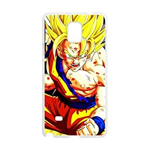 Dragon Ball muscular boy Cell Phone Case for Samsung Galaxy Note4