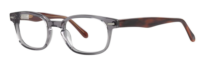 Original Penguin Eye THE DOYLE Yellow Crystal Eyeglasses Size49