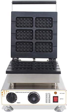 Lfdhsf Gaufre Industrielle 6pcs Sur Un Fabricant De Baton Machine