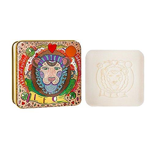Pre de Provence, Zodiac Soap In Keepsake Tin Packaging (100g), Leo