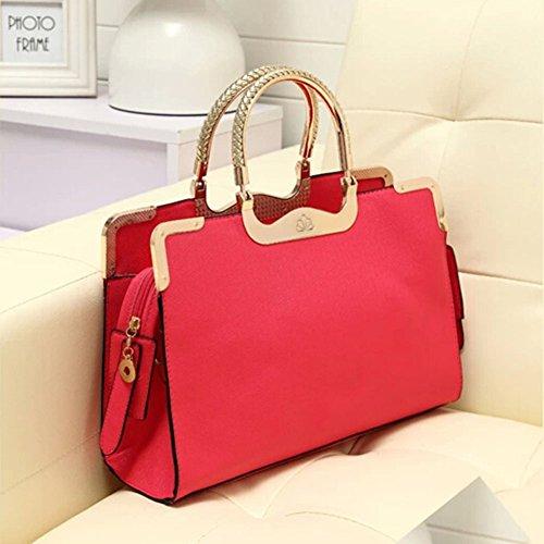 Pink DELEY Tote Wedding Bag Fashion Bridal Crossbody Shoulder Handbag Womens wzwUqCf