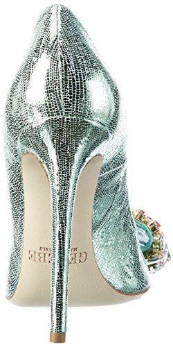 GEDEBE VERONIQUE0171LAMEAQUA36 - Zapatos de Tacón de Otra Piel Mujer 36 EU