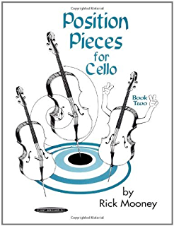 POSITION PIECES FOR CELLO Mooney