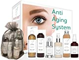 Anti Aging Beauty Set - 67% OFF - Anti-Aging Skincare System - Look Your Best With This Six Step Facial-From-Home Age-Defying Skincare Set