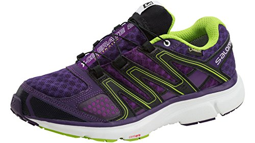 Damen Laufschuhe PURPLE GREEN GRANNY White COSMIC Salomon zBw5qxgB