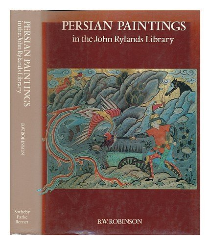 Persian Paintings In The John Rylands Library