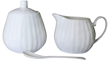 Amazon.com: AFYBL - Juego de jarra de porcelana con tapa y ...