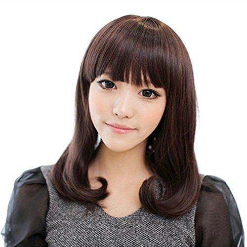 Premium wigs liap Fake hair ladies fashion lovely PEAR head