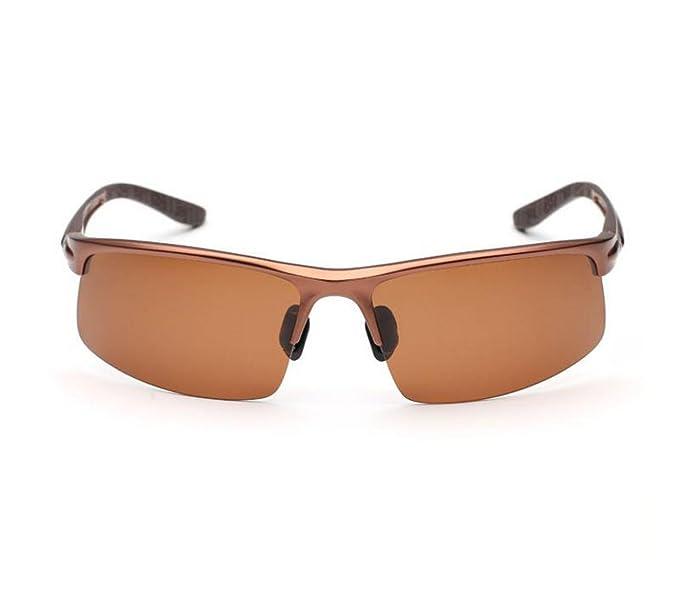 Addora Hombres Moda HD Gafas De Conducir Gafas De Sol Polarizadas Antiviolencia Gafas De Deporte De