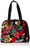 Vera Bradley Women's Go Anywhere Carry-on, Havana Rose