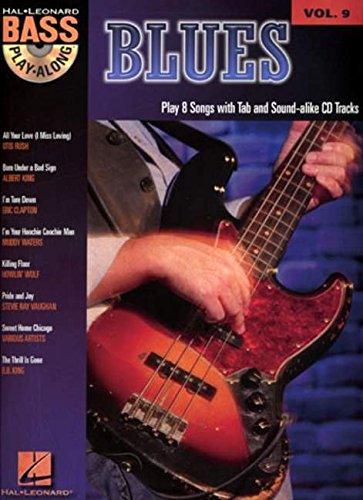 Blues: Blues Bass Play-Along Volume 9 (Pt. 9)
