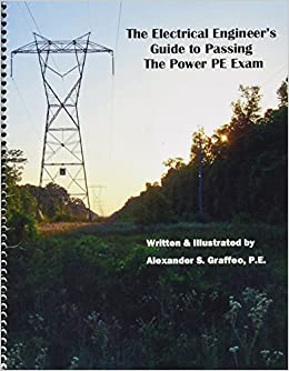 Electrical engineers guide to passing the power pe exam spiral electrical engineers guide to passing the power pe exam spiral bound version pe a s graffeo 9780988187610 amazon books fandeluxe Choice Image