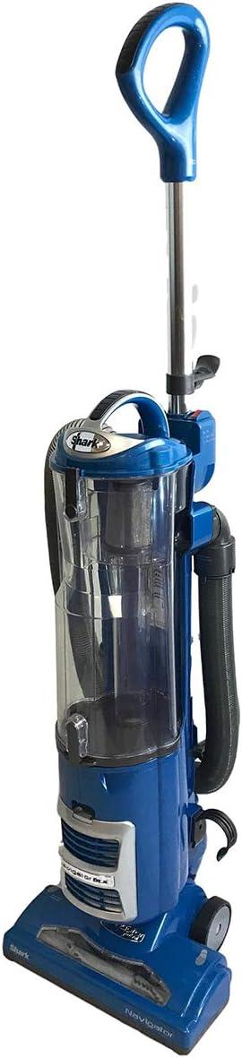 Lutema Shark Navigator NV71BL DLX Upright Vacuum Anti-Allergen Complete Seal Technology Bagless (Renewed)