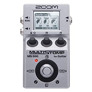 ZOOM MS-50G MultiStomp